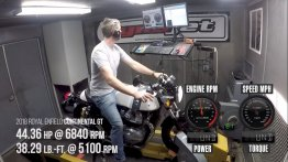Royal Enfield 650 vs KTM 390 Duke - Dyno Test [Videos]