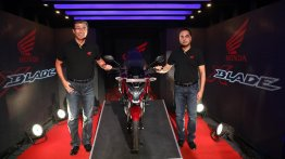Honda X-Blade ABS launched in India at INR 87,776