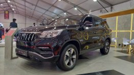 Mahindra receives 1,000 bookings for the Alturas G4