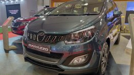 Mahindra Marazzo to get an AMT now, switch to a full AT in 2020 - Report