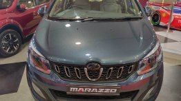 Mahindra Marazzo at the Autocar Performance Show 2018