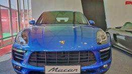 Porsche Macan - Motorshow Focus