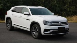 Production VW Atlas Cross Sport leaked in China
