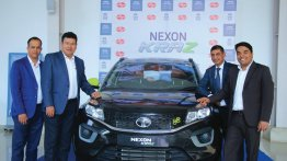 Tata Nexon Kraz & updated Tata Tigor launched in Nepal