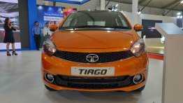Tata Tiago XZ+ at Autocar Performance Show 2018