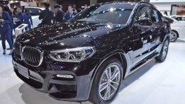 India-bound BMW X4 - Motorshow Focus