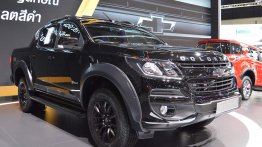 Chevrolet Colorado Midnight - Motorshow Focus