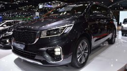 1,410 Kia Carnival premium MPV units pre-booked on the very first day