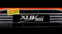 Maruti Vitara Brezza-rivalling Mahindra S201 to be named XUV300 - Report