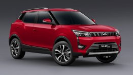 Electric Mahindra XUV300 (e-s201) to be available with two different powertrains