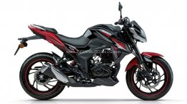 Suzuki Gixxer 250 to be revealed next month; fully-faired version to follow – Report