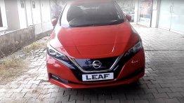 Nissan Leaf & Nissan Note e-Power spied in Kerala [Update]