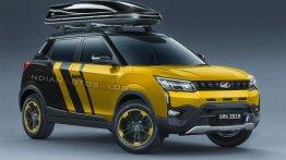 Mahindra XUV300 Adventure - IAB Rendering