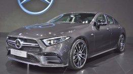 2018 Mercedes CLS Class - Motorshow Focus