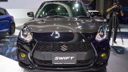 Super Black Pearl Custom Suzuki Swift - Motorshow Focus
