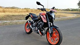 KTM 125 Duke crosses 1,400 unit sales in January, finishes behind the 200 Duke