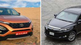10 Indian cars/bikes & their 'phoren' namesakes - Tata Harrier to Skoda Scala