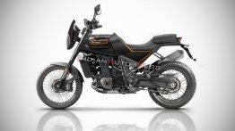 Husqvarna 801 Scrambler - Render, specs & features expectation