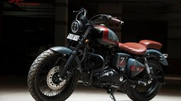 Royal Enfield Classic 500 'Bijli' by Eimor Customs