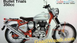 Royal Enfield Bullet Trials 350 & 500 leaked; Launch in March 2019