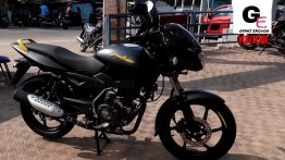 Check out the Bajaj Pulsar 150 Neon Yellow in a detailed walkaround