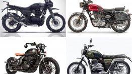 5 Upcoming sub-650cc Classic bikes - Jawa Perak, Benelli Imperiale 400…