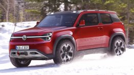 Volkswagen reportedly plotting Land Rover Defender-like 'T-Rug' SUV