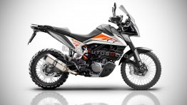 KTM 390 Adventure R - Render, Features, Spec & Price expectation