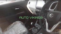 2019 Maruti Wagon R 1.2 ZXI AGS (AMT) shown in new video