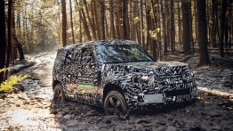 Lifestyle will propel the design of the new Land Rover Defender, says McGovern [Update]