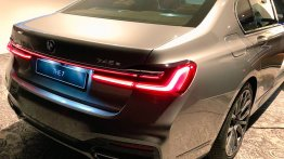 2019 BMW 7 Series (facelift) exterior fully leaked online