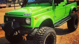 10 Stunningly modified examples of Maruti Gypsy from across India