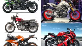 Upcoming motorcycles, Part 4 - Yamaha MT-15, KTM RC 250..