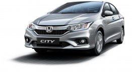 BS-VI Honda City petrol launched in India, priced from INR 9.91 lakh