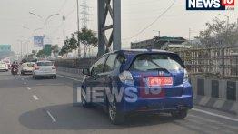 Honda Jazz EV (Honda Fit EV) spotted in India