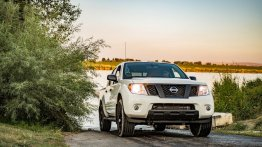 "Next-gen Nissan Frontier ""almost finished"" - Report"