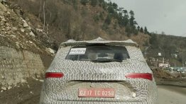 MG Hector spied in Himachal Pradesh, to be launched in mid-2019