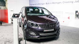 Mahindra Marazzo makes US debut at the Detroit Motor Show
