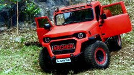 11 Stunning Mahindra Thar modifications from across India