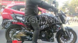 2019 Bajaj Dominar 400 spied testing ahead oflaunch this month