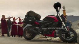 2019 Bajaj Dominar 400 features a DOHC BS-VI compliant motor - Report
