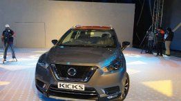 Nissan Kicks launched in India, Prices start at INR 9.55 lakh