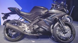 Yamaha R15 V3.0 ABS Darknight - 9 Live images