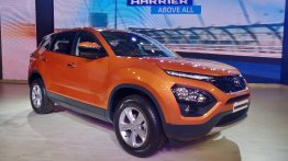 Tata Harrier's ARAI-certified fuel economy rating revealed