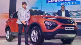 Tata Harrier launched in India, priced from INR 12.69 lakh
