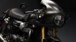 Limited edition Triumph Thruxton TFC sheds weight, gains power