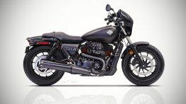 Harley Davidson 'Street 250' imagined in IAB's rendering