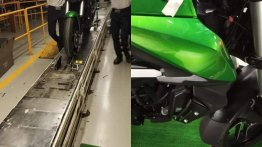 Check out the 2019 Bajaj Dominar 400 in the new shade of Green