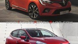 2019 Renault Clio vs. 2016 Renault Clio - Old vs. New