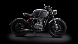 Modified Royal Enfield from KR Customs takes inspiration from the BMW R100